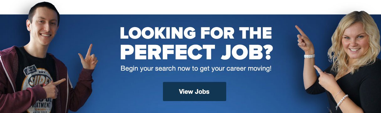 Looking for the perfect job?